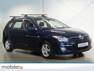 Hyundai i30 1,6 GLS D Comfort 90 Hk DPF  2009, 79354 km, kr 85000,-