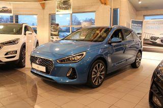Hyundai i30 1.4 T-GDi STV teknikkpakke Automat  2018, 4000 km, kr 299000,-