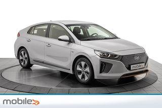 Hyundai Ioniq Teknikk Navigasjon, adaptiv cruise  2017, 49260 km, kr 229000,-