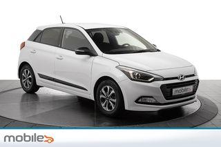 Hyundai i20 1,0 T-GDI Jubileum Navigasjon, ryggekamera, LAV KM  2018, 11070 km, kr 169000,-