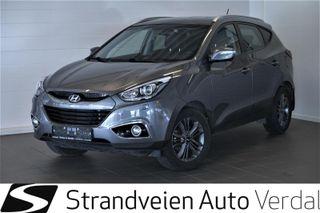 Hyundai Tucson 1.7  CRDI COMFORT  2015, 57000 km, kr 179000,-