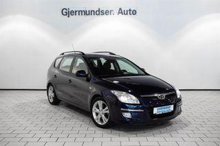 Hyundai i30 1.6  Hfeste, Usb, Aux, Takrails, oppvarmet frontrute+++  2008, 143000 km, kr 59000,-