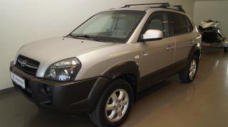Hyundai Tucson 2.0  GLS DAB+  2005, 171500 km, kr 49900,-