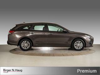 Hyundai i30 1,4 T-GDi Plusspakke aut Demobil | LAV km!  2018, 257 km, kr 269900,-