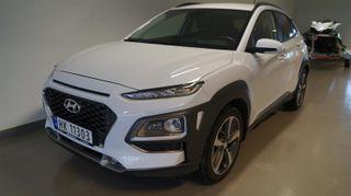 Hyundai Kona 1.0  Teknikk Skinn - Dab - Kamera - Navi  2018, 13700 km, kr 239000,-