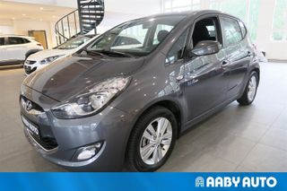Hyundai ix20 1.4 90hk. Her er den :-) NAVi/Apple Carplay/H-Feste++  2011, 126 584 km, kr 79 000,-