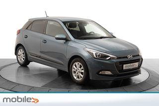 Hyundai i20 1,0 T-GDI GO! Navigasjon, lav km, pen bil  2017, 20870 km, kr 149000,-