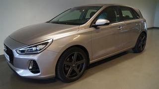 Hyundai i30 1.0  Plusspakke NAVI DAB KAMERA  2018, 25100 km, kr 184900,-