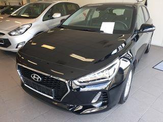 Hyundai i30 1.0 Turbo 120HK Pusspakke Navi Dab Registrert 2018  gar  2018, 34000 km, kr 219900,-