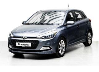 Hyundai i20 1.4  PLUSSPAKKE AUTOMAT, RYGGEKAMERA  2016, 50000 km, kr 159000,-