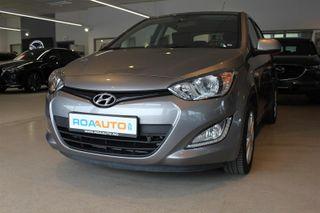Hyundai i20 1.2  Classic Pluss  2013, 78000 km, kr 75000,-