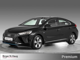 Hyundai Ioniq Teknikk SKINN/LEV.KLAR/LAV.KM/PREMIUM/BØR SEES/HYBRID  2017, 10100 km, kr 249900,-