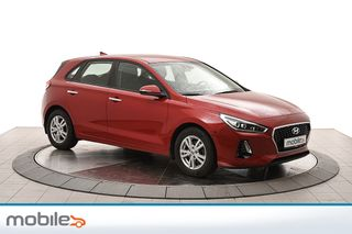 Hyundai i30 1,0 T-GDi Eco Plusspakke Innbytte, finans, navigasjon,  2018, 32380 km, kr 179000,-