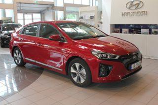 Hyundai Ioniq teknikkpakke skinnseter LEV klar  2019, 4000 km, kr 289000,-
