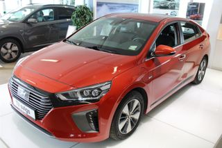 Hyundai 1.6 Aut. Plug in Hybrid  2018, 25400 km, kr 274900,-