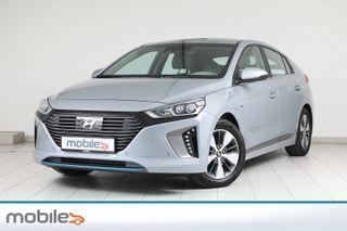 Hyundai Ioniq Teknikk med skinn, leasing kun kr. 1 690,-  2019, 4120 km