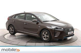 Hyundai Ioniq Teknikk Selvladene hybrid, navigasjon, skinn  2017, 47250 km, kr 209000,-