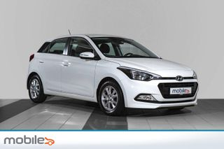 Hyundai i20 1,0 T-GDI Dab, Handsfree .Mm  2016, 37000 km, kr 139900,-