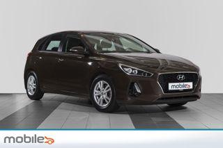 Hyundai i30 1,0 T-GDi Eco Plusspakke Navigasjon, Handsfree.Mm.  2018, 31000 km, kr 209900,-