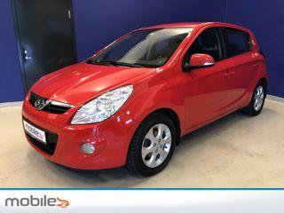 Hyundai i20 1,2 Comfort  2012, 71000 km, kr 59000,-