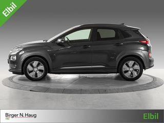 Hyundai Kona 64 kWt Teknikk NORSK/SKINN/NAVI/R.KAMERA/DAB/LED/KRELL  2019, 25800 km, kr 379900,-