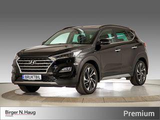 Hyundai Tucson 1,6 CRDi Teknikkpakke aut DAB+ Kamera360 facelift  2019, 9000 km, kr 369900,-