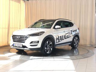 Hyundai Tucson 1,6 CRDi Teknikkpakke aut  2019, 16500 km, kr 389900,-