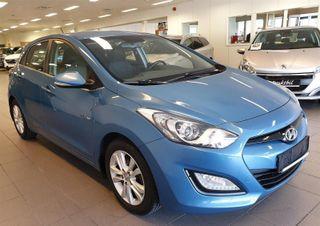 Hyundai i30 1.6 B 120HK COMFORT LED KLIMA  2013, 126400 km, kr 99900,-