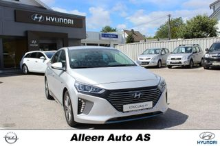 Hyundai Ioniq 1.6  Plug-In Hybrid, Teknikk  2018, 25500 km, kr 305253,-