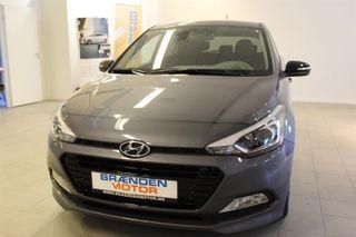 Hyundai i20 1.0  T-GDI  2018, 1000 km, kr 199000,-