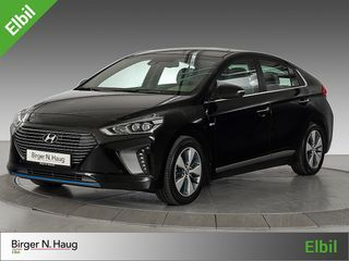 Hyundai Ioniq Teknikk SKINN/LEV.KLAR/LAV.KM/PREMIUM/BØR SEES/PLUG-IN  2017, 33000 km, kr 241900,-