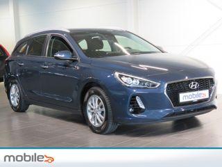 Hyundai i30 1,4 T-GDi Plusspakke aut  2018, 24641 km, kr 259000,-