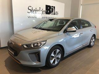 Hyundai Ioniq Elektrisk / DAB / Adaptiv Cruice /  2017, 20000 km, kr 229000,-