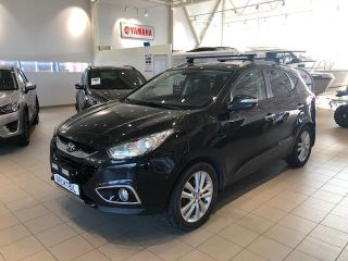 Hyundai ix35 2, o CRDi Comfort  2011, 130000 km, kr 139000,-