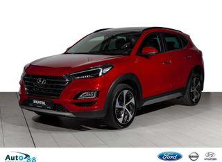 Hyundai Tucson 1.6 Crdi 136 hk Tucson Panorama Tak  2018, 16000 km, kr 389000,-