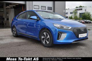 Hyundai Ioniq Teknikk  2017, 47008 km, kr 199000,-