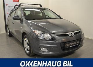 Hyundai i30 , Automat, Krok, DAB+, Sommer og vinterhjul  2009, 106000 km, kr 69900,-