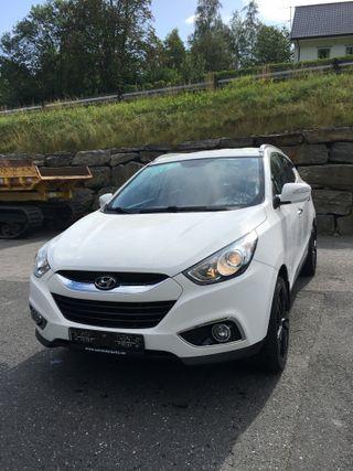 Hyundai ix35 2.0  2013, 110000 km, kr 172775,-