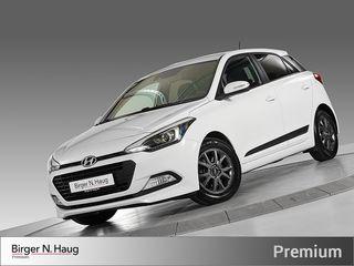 Hyundai i20 1,0 T-GDI Jubileum  2018, 43674 km, kr 149900,-