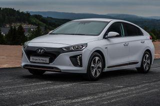 Hyundai Ioniq Electric Adaptive CruiseControl - KeyLess - DAB+  2019, 18 km, kr 279900,-