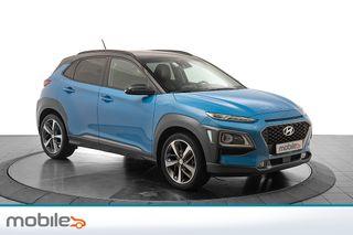 Hyundai Kona 1,0 T-GDI Teknikkpakke  2018, 14900 km, kr 249000,-