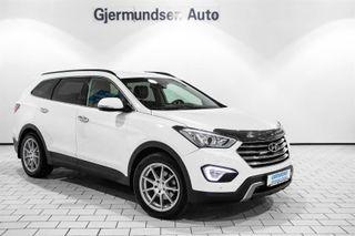 Hyundai Grand Santa Fe 2.2  Premium, Aut, Krok, Skinn, 7 seter, Navi++  2015, 107000 km, kr 439000,-