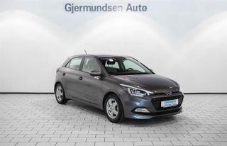 Hyundai i20 1.2  COMFORT, Psensorer, Rattvarme, AC, Cruise++ Sjekk  2015, 64500 km, kr 119000,-