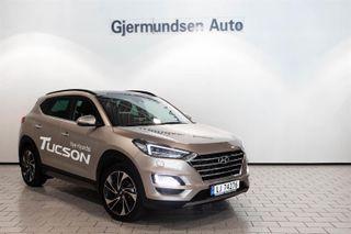 Hyundai Tucson 1.6  CRDI AUT, 4x4 Panorama, DAB+, Navi, Skinn, Cruise,  2019, 16000 km, kr 468000,-