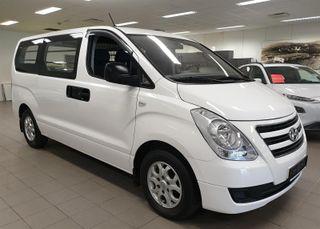 Hyundai H-1 2.5 CRDi 136HK 2 x SKYVEDØR H. FESTE KLIMA  2014, 80050 km, kr 149900,-