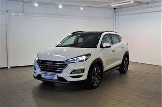 Hyundai Tucson 1.6  CRDI AUT 4x4, Panorama, DAB+, Navi, Skinn, Cruise  2019, 4000 km, kr 499000,-