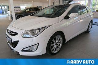 Hyundai i40 1.7 CRDi 115HK H-Feste Premium Pluss/DEFA LINK WarmUP 1  2014, 73578 km, kr 175000,-