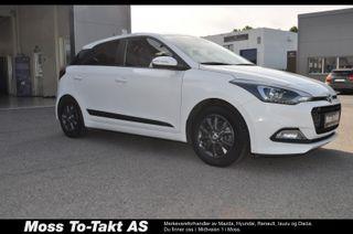 Hyundai i20 1,0 T-GDI Jubileum  2018, 50000 km, kr 164900,-