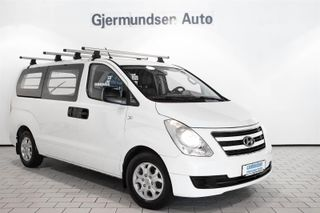 Hyundai H-1 2.5  , Psensorer, Thule,  Sjekk km!  2014, 65000 km, kr 129000,-