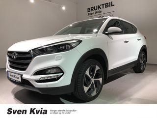 Hyundai Tucson 1.6 GDI 132 HK. Navi, DAB+, R Kamera, Bluetooth  2016, 35750 km, kr 249000,-